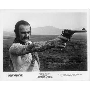 ZARDOZ Photo de presse N02 - 20x25 cm. - 1974 - Sean Connery, John Boorman