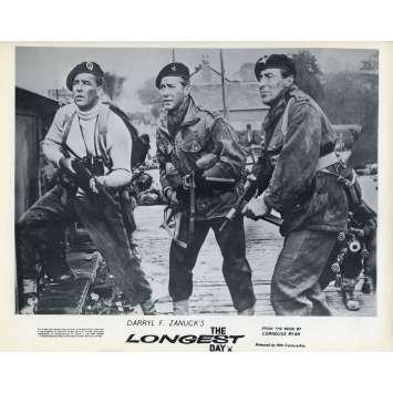 LE JOUR LE PLUS LONG Photo de film N04 - 20x25 cm. - 1962 - John Wayne, Dean Martin, Ken Annakin