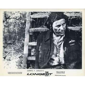 THE LONGEST DAY Original Lobby Card N03 - 8x10 in. - 1962 - Ken Annakin, John Wayne, Dean Martin