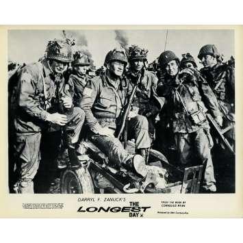 LE JOUR LE PLUS LONG Photo de film N01 - 20x25 cm. - 1962 - John Wayne, Dean Martin, Ken Annakin