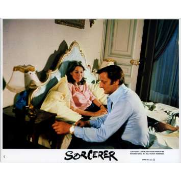 SORCERER Original Lobby Card N05 - 8x10 in. - 1977 - William Friedkin, Roy Sheider