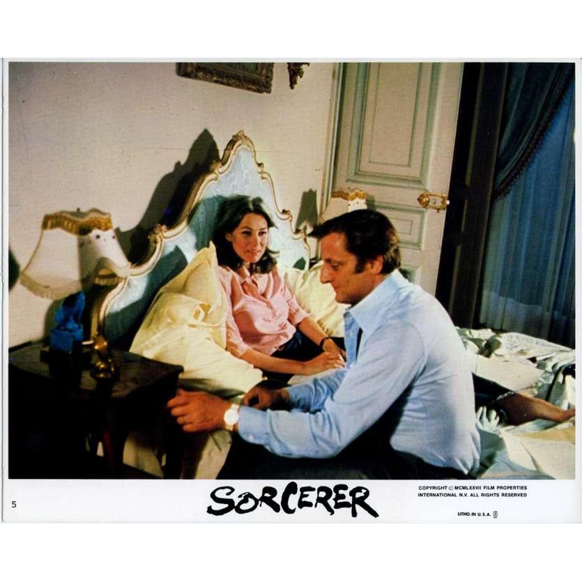 SORCERER Original Lobby Card N05 - 8x10 in. - 1977 - William Friedkin, Roy Sheider