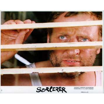 SORCERER Original Lobby Card N03 - 8x10 in. - 1977 - William Friedkin, Roy Sheider