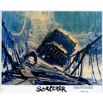 LE CONVOI DE LA PEUR Photo de film N02 - 20x25 cm. - 1977 - Roy Sheider, William Friedkin