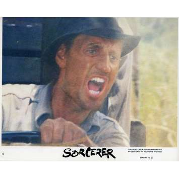 SORCERER Original Lobby Card N01 - 8x10 in. - 1977 - William Friedkin, Roy Sheider