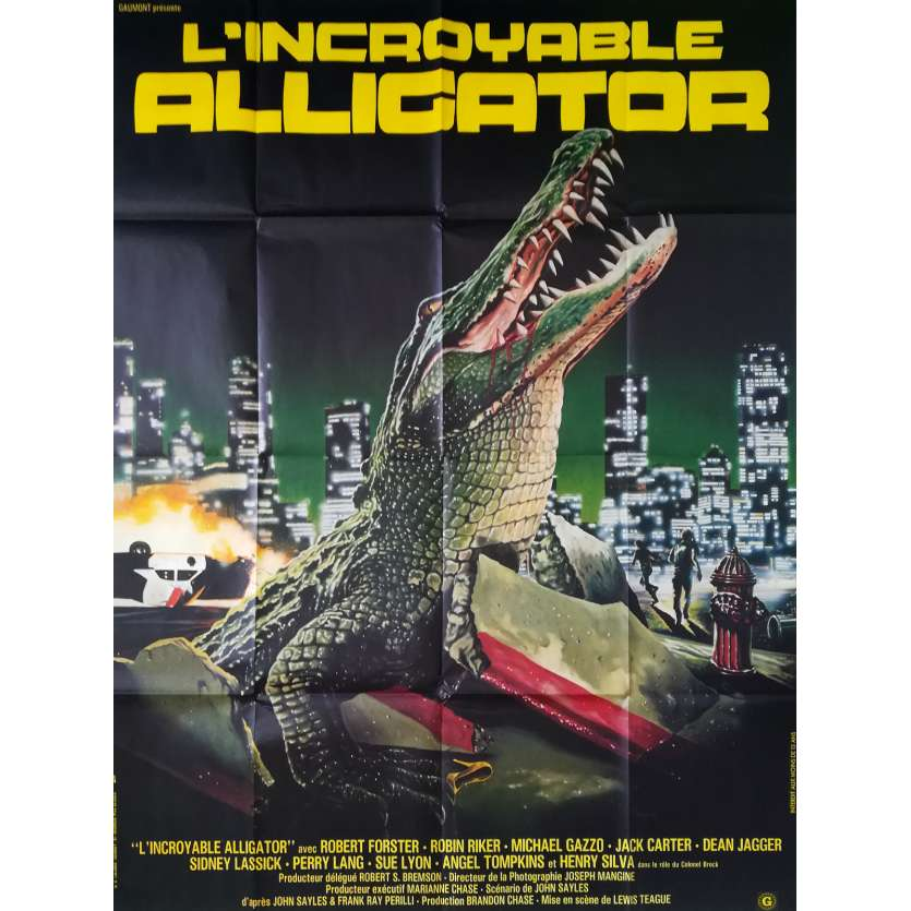 lincroyable alligator
