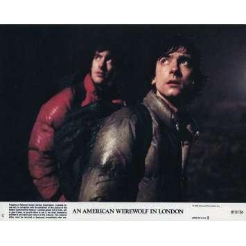 LE LOUP-GAROU DE LONDRES Photo de film N04 - 20x25 cm. - 1981 - David Naughton, John Landis
