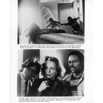 POLTERGEIST Photo de presse N02 - 20x25 cm. - 1982 - Heather o'rourke, Steven Spielberg