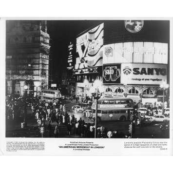 LE LOUP-GAROU DE LONDRES Photo de presse N04 - 20x25 cm. - 1981 - David Naughton, John Landis