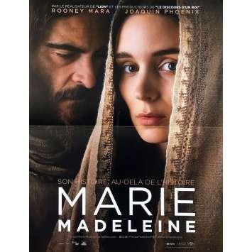 MARIE MADELEINE Affiche de film - 40x60 cm. - 2018 - Joaquim Phoenix, Garth Davis