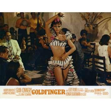 GOLDFINGER Photo de film N04 - 21x30 cm. - 1964 - Sean Connery, Guy Hamilton