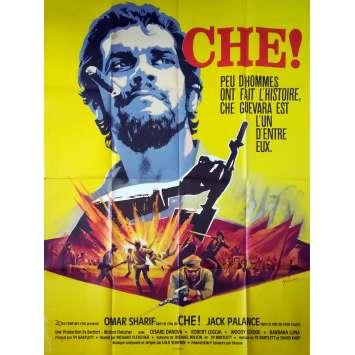CHE ! Affiche de film - 120x160 cm. - 1969 - Omar Sharif, Richard Fleisher