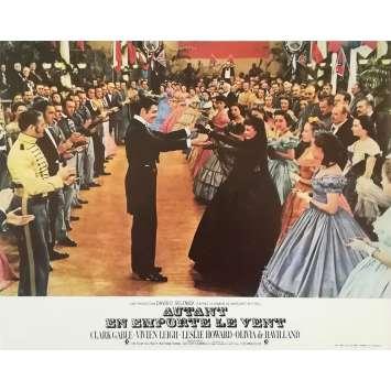 AUTANT EN EMPORTE LE VENT Photo de film N10 - 24x30 cm. - R1970 - Clark Gable, Victor Flemming
