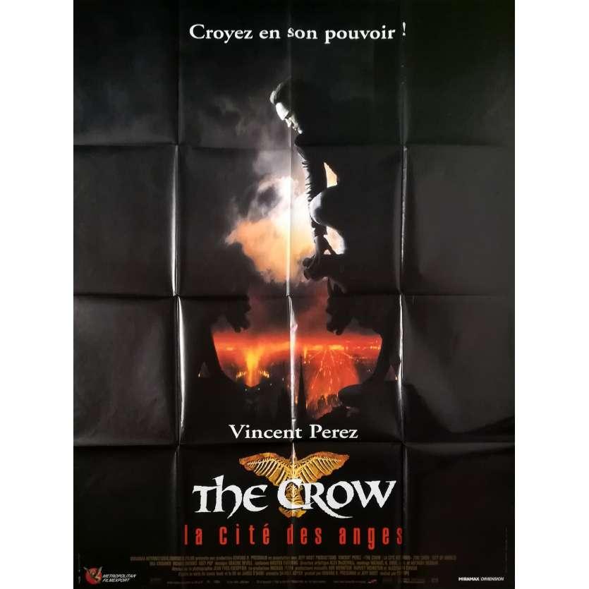 THE CROW 2 Affiche de film - 120x160 cm. - 1996 - Vincent Perez, Tim Pope