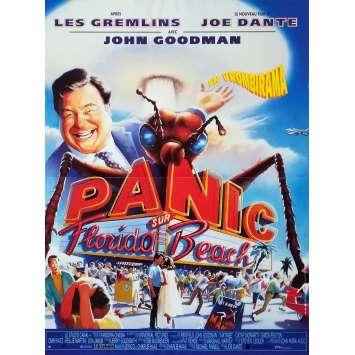 PANIC SUR FLORIDA BEACH Affiche de film - 40x60 cm. - 1993 - John Goodman, Joe Dante