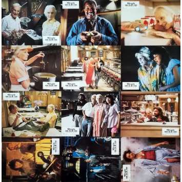 MIRACLE SUR LA 8ÈME RUE Photos de film x12 - 21x30 cm. - 1987 - Hume Cronyn, Matthew Robbins