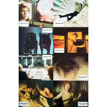 DREAMSCAPE Photos de film x8 - 21x30 cm. - 1984 - Dennis Quaid, Joseph Ruben