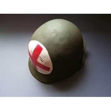 SAVING PRIVATE RYAN Original Production-Used Movie Prop (Helmet) - 1998 - With COAs, Spielberg