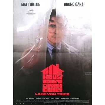 THE HOUSE THAT JACK BUILT Original Movie Poster - 15x21 in. - 2018 - Lars Von Trier, Matt Dillon