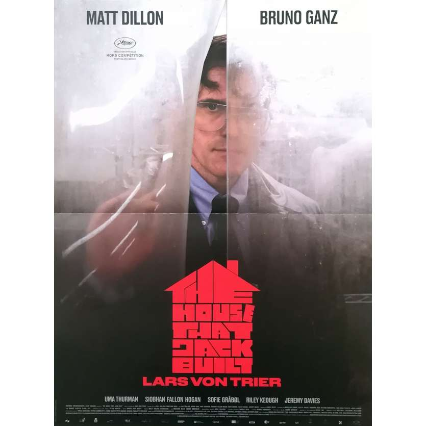 THE HOUSE THAT JACK BUILT Affiche de film - 40x60 cm. - 2018 - Matt Dillon, Lars Von Trier