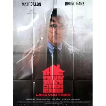 THE HOUSE THAT JACK BUILT Original Movie Poster - 47x63 in. - 2018 - Lars Von Trier, Matt Dillon