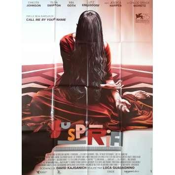 SUSPIRIA Affiche de film - 120x160 cm. - 2018 - Dakota Johnson, Luca Guadagnino