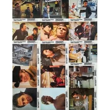 MACADAM COWBOY Photos de film x15 - Prestige - 24x30 cm. - 1969 - Dustin Hoffman, John Schlesinger