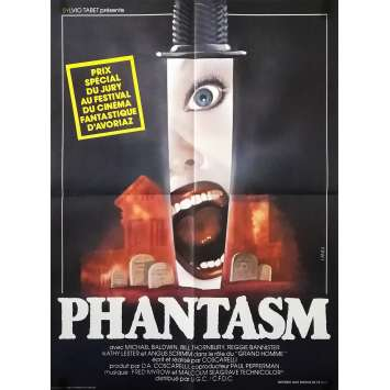 PHANTASM Original Movie Poster - 23x32 in. - 1979 - Don Coscarelli, Angus Scrimm