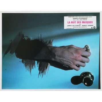 HALLOWEEN LA NUIT DES MASQUES Photo de film N02 - 21x30 cm. - 1978 - Jamie Lee Curtis, John Carpenter