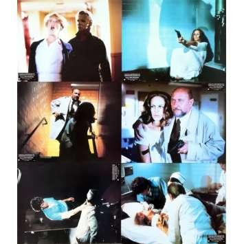 HALLOWEEN II Photos de film x6 - Jeu A - 21x30 cm. - 1981 - Jamie Lee Curtis, Rick Rosenthal