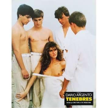 TENEBRES Photo de film N03 - 21x30 cm. - 1982 - John Saxon, Dario Argento