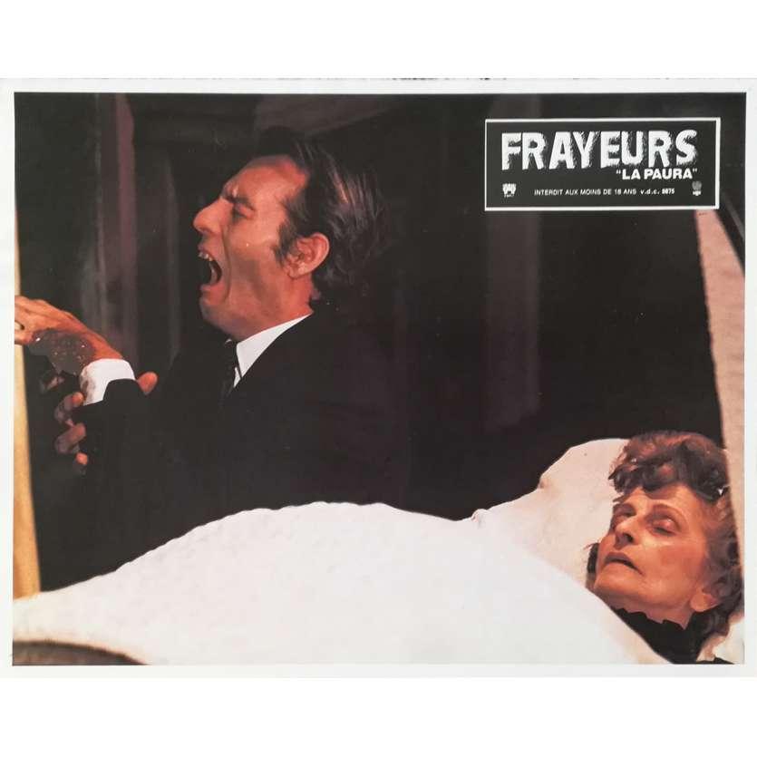 FRAYEURS Photo de film N10 - 21x30 cm. - 1980 - Catriona MacColl, Lucio Fulci