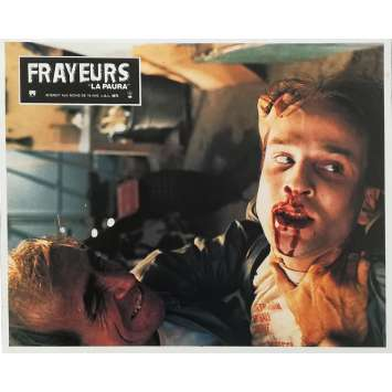 FRAYEURS Photo de film N09 - 21x30 cm. - 1980 - Catriona MacColl, Lucio Fulci