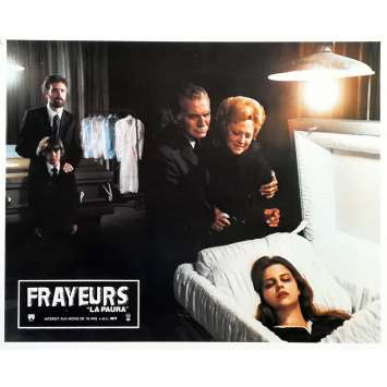 FRAYEURS Photo de film N07 - 21x30 cm. - 1980 - Catriona MacColl, Lucio Fulci