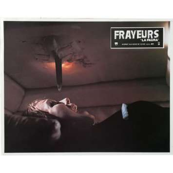 FRAYEURS Photo de film N05 - 21x30 cm. - 1980 - Catriona MacColl, Lucio Fulci