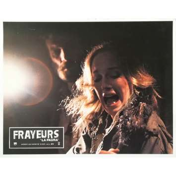 FRAYEURS Photo de film N04 - 21x30 cm. - 1980 - Catriona MacColl, Lucio Fulci