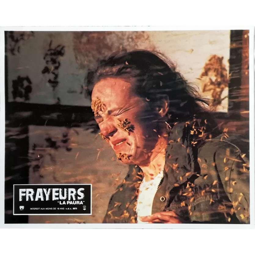 FRAYEURS Photo de film N03 - 21x30 cm. - 1980 - Catriona MacColl, Lucio Fulci