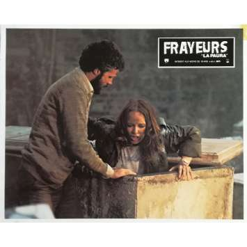 FRAYEURS Photo de film N01 - 21x30 cm. - 1980 - Catriona MacColl, Lucio Fulci