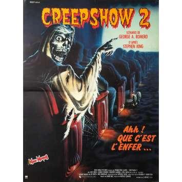 CREEPSHOW 2 Affiche de film - 40x60 cm. - 1987 - George Kennedy, Michael Gornick