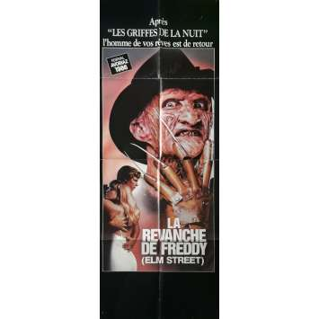 LA REVANCHE DE FREDDY Affiche de film - 60x160 cm. - 1985 - Robert Englund, Jack Sholder