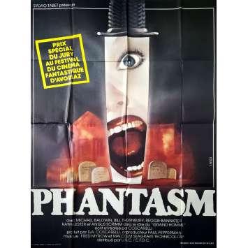 PHANTASM Affiche de film - 120x160 cm. - 1979 - Angus Scrimm, Don Coscarelli