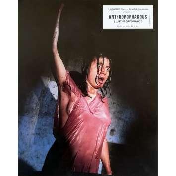 ANTHROPOPHAGEOUS Photo de film - 21x30 cm. - 1980 - George Eastman, Joe D'Amato
