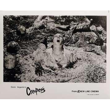 PHENOMENA Photo de presse N03 - 20x25 cm. - 1985 - Jennifer Connely, Dario Argento