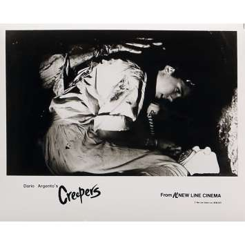 PHENOMENA Photo de presse N04 - 20x25 cm. - 1985 - Jennifer Connely, Dario Argento