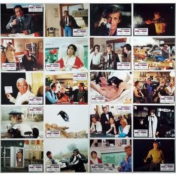 FLIC OU VOYOU Photos de film x16 - 21x30 cm. - 1979 - Jean-Paul Belmondo, Georges Lautner