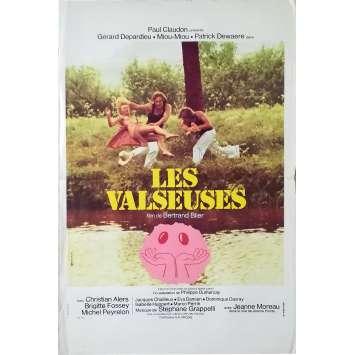 LES VALSEUSES Affiche de film - 40x60 cm. - 1974 - Patrick Dewaere, Gérard Depardieu, Bertrand Blier