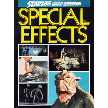 STARLOG SPECIAL EFFECTS VOL.1 Original Magazine 100p - 9x12 in. - 1979 - 0, 0