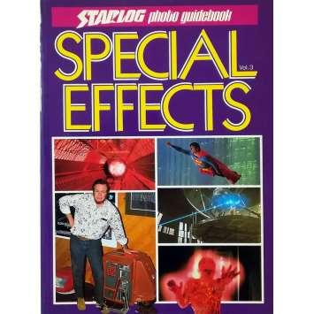 STARLOG SPECIAL EFFECTS VOL.2 Original Magazine 100p - 9x12 in. - 1979 - 0, 0