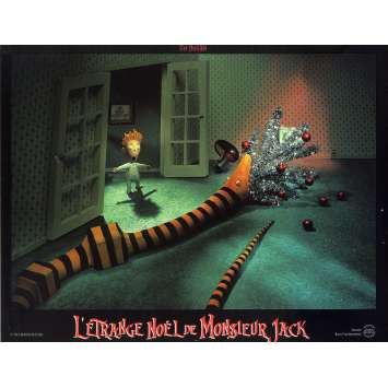 L'ETRANGE NOEL DE MONSIEUR JACK Photo de film N04 - 21x30 cm. - 1993 - Danny Elfman, Tim Burton