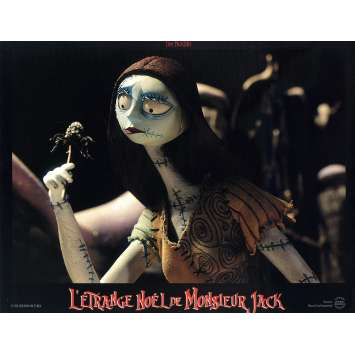 L'ETRANGE NOEL DE MONSIEUR JACK Photo de film N03 - 21x30 cm. - 1993 - Danny Elfman, Tim Burton